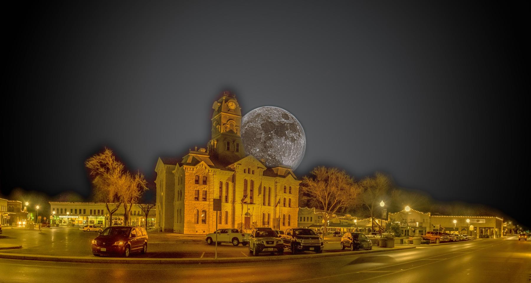 Super Moon Granbury