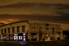 Granbury Square Evening