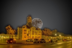 Super Moon Granbury