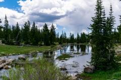 Utah-Mirror-Lake-Area